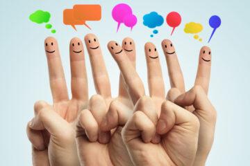 Treuetest per Chat und soziale Medien
